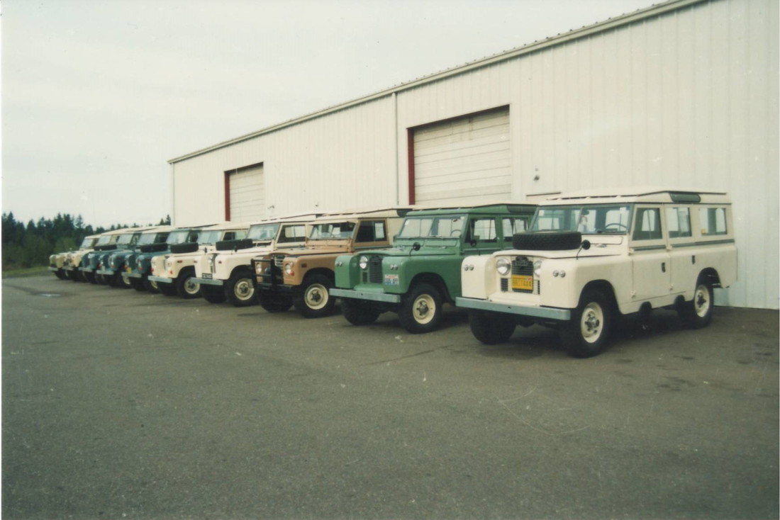 Series Land Rover Parts Dare Britannia Ltd Range Fuse Box Problem Has An Extensive Inventory Of And Accessories In Our Warehouses Europe North America